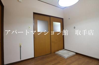 【居間・リビング】戸頭加藤邸