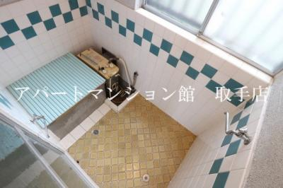【浴室】戸頭加藤邸