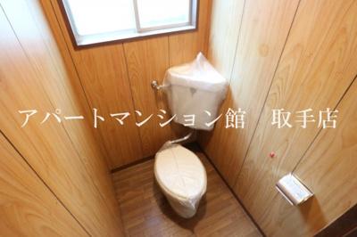 【トイレ】戸頭加藤邸