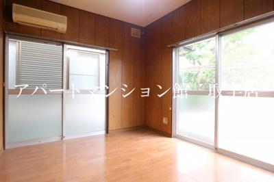 【寝室】戸頭加藤邸