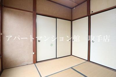 【和室】戸頭加藤邸