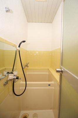 【浴室】ハイツ洛風荘