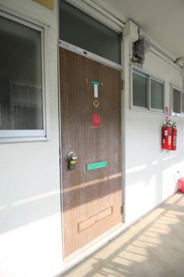 【玄関】ハイツ洛風荘