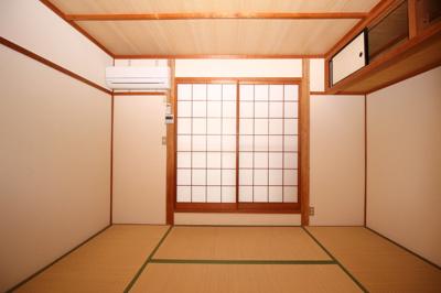 【和室】ハイツ洛風荘