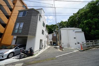 【外観】保土ヶ谷区今井町 全8棟 新築戸建て