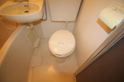 【トイレ】エストリオ曽根