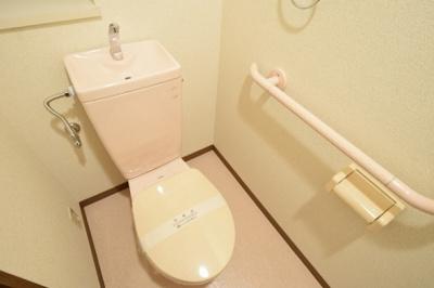 【トイレ】ベレッツア芦屋Ⅰ