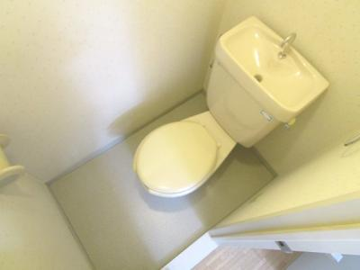 【トイレ】セジュール対中