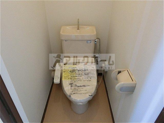 スタンドアップ柏原 トイレ ウォシュレット
