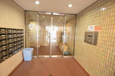 【ロビー】阪神ハイグレードマンション1番館