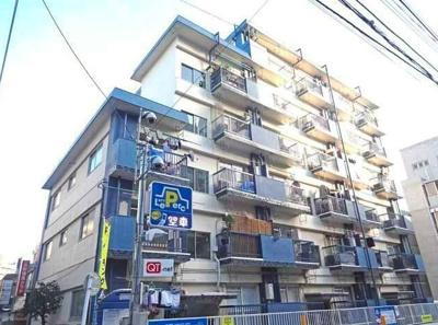 【外観】渋谷ローヤルコーポ