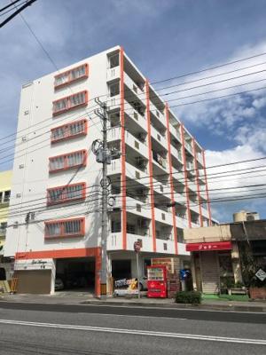 【外観】ゴールドマンション赤道 30室1棟