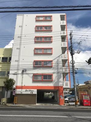 【外観パース】ゴールドマンション赤道 30室1棟