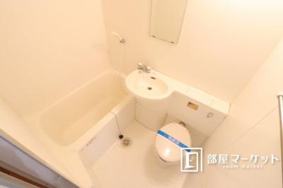 【浴室】コンフォールまきの