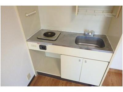 【キッチン】マンションベルウッド