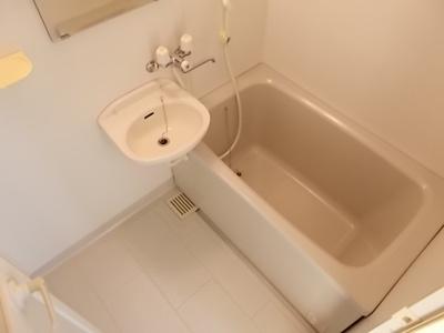 【浴室】アプト浄心(Apt.浄心)