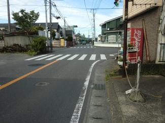 千葉市中央区浜野町 土地 浜野駅 前面道路は北西7.5mの公道です。