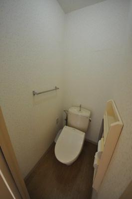 【トイレ】グレースマンション福山北