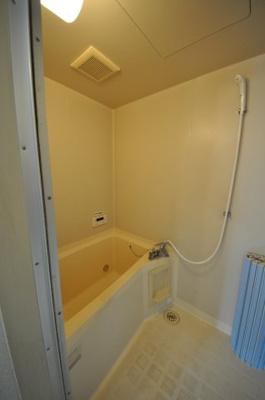 【浴室】グレースマンション福山北