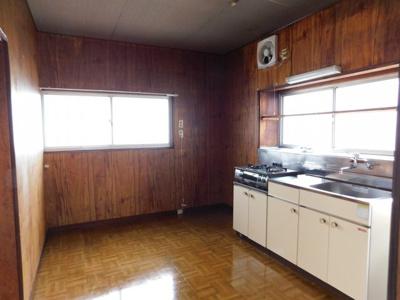 【キッチン】上島3丁目貸家
