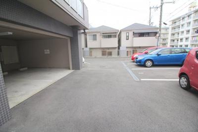 【駐車場】コーポグリーン弐番館