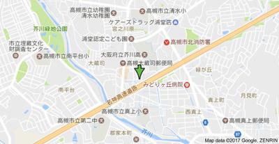 【地図】エクセレンスBe3 (株)Roots