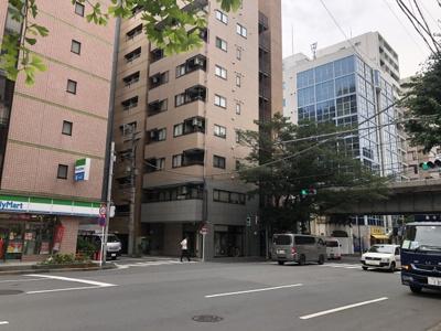 【周辺】千代田区東神田3丁目 売戸建