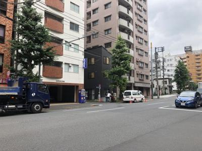 【外観】千代田区東神田3丁目 売戸建