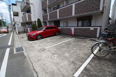 【駐車場】スカイコート桜の町