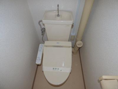 【トイレ】アンフィニィ橋の内Ⅱ