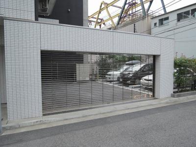 【駐車場】ベルジェンド東神奈川