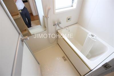 【浴室】フジガーデン