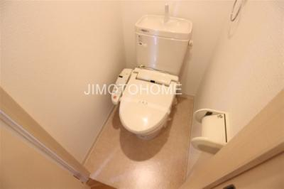 【トイレ】フジガーデン