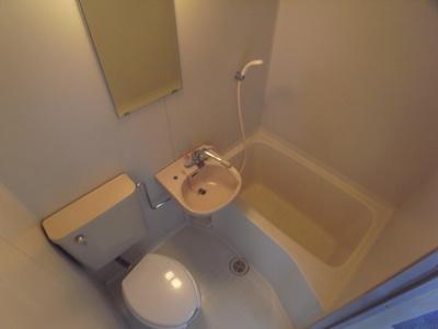 【浴室】サンライズヒラタ