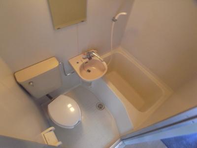 【トイレ】サンライズヒラタ