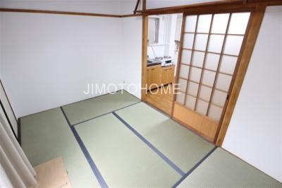 【寝室】相原マンション