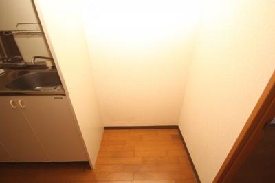 キッチン(冷蔵庫スペース)