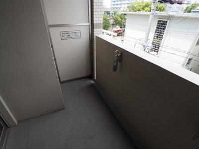 【バルコニー】ライジングコート深江本町フラワーパーク
