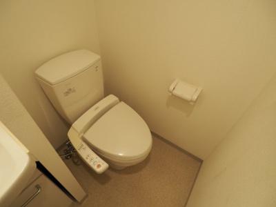 【トイレ】ライジングコート深江本町フラワーパーク