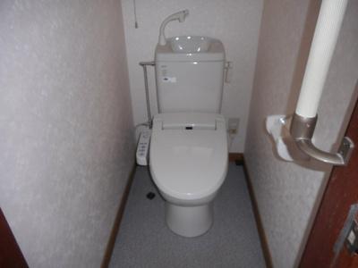 【トイレ】【中古戸建】日進中学校区・54122