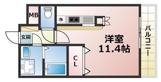 パレス東洋神戸6号館