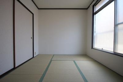 【寝室】近畿コーポ