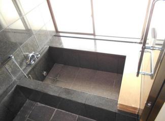 【浴室】目黒区五本木2丁目 中古戸建