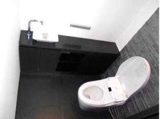 【トイレ】目黒区五本木2丁目 中古戸建