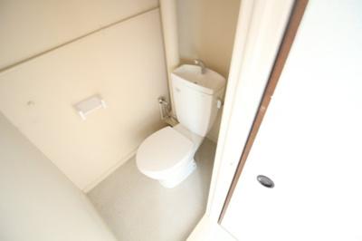 【トイレ】ヴィラナリー雲雀ヶ丘2号棟
