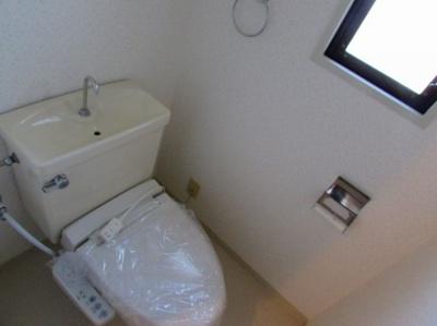【トイレ】神若栄マンション