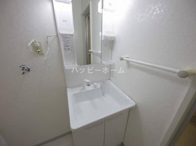 【独立洗面台】シャトルSK B棟