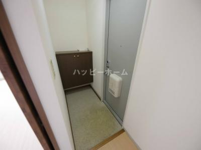 【玄関】シャトルSK B棟