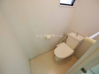 【トイレ】シャトルSK B棟