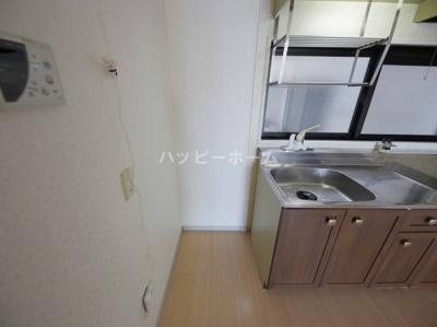 【キッチン】シャトルSK B棟